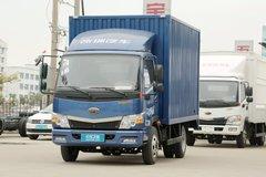 开瑞 绿卡 城运版豪华型 88马力 3.7米单排厢式轻卡(SQR5040XXYH27D) 卡车图片