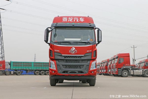东风柳汽 乘龙H5重卡 460马力 6X4牵引车(440后桥)