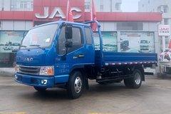 江淮 新康铃H5 156马力 3.85米排半栏板轻卡(HFC1043P91K2C2V) 卡车图片