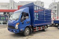 江淮 新康铃J6 143马力 4.18米单排仓栅式轻卡(HFC5043CCYP91K7C2V)
