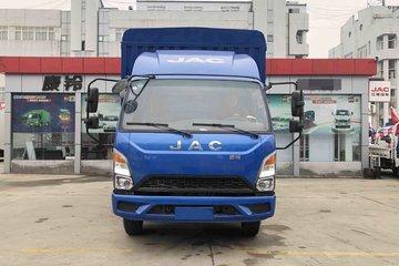 江淮 康铃J6 156马力 4.18米单排仓栅式轻卡(HFC5043CCYP91K1C2V)