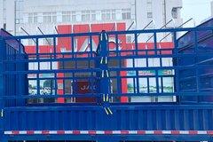江淮 新康铃J6 143马力 4.18米单排仓栅式轻卡(HFC5043CCYP91K7C2V) 卡车图片