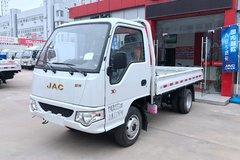 江淮 康铃X1 1.3L 87马力 汽油 3.31米单排栏板微卡(HFC1030PW4E1B3V) 卡车图片