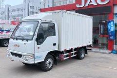 江淮 康铃X1 1.3L 87马力 汽油 3.1米单排厢式微卡(HFC5030XXYPW4E1B3V) 卡车图片