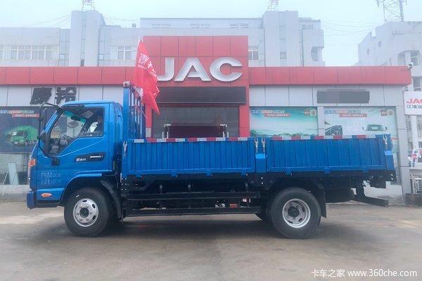 降价促销平顶山康铃J6载货车仅售9.8万