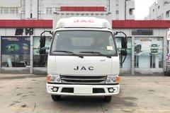 江淮 康铃H5 110马力 4.15米单排厢式轻卡(HFC5045XXYP92K4C2V) 卡车图片