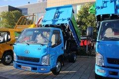 一汽红塔 解放经典1系 78马力 3米自卸车(CA3040K3LE5) 卡车图片