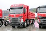 东风柳汽 乘龙H7 复合型 350马力 8X4 7.6米自卸车(LZ3312M5FB)图片