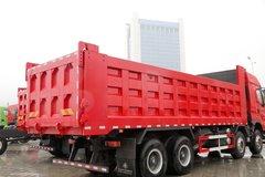 东风柳汽 乘龙H7 520马力 8X4 8.6米自卸车(LZ3317H7FB)