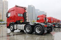 东风柳汽 乘龙H7重卡 2019款 560马力 6X4牵引车(LZ4258H7DB) 卡车图片