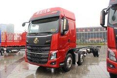 东风柳汽 乘龙H7重卡 2019款 315马力 6X2 9.6米载货车底盘(LZ1250H7CB)