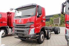 东风柳汽 乘龙H7 400马力 8X4 LNG自卸车底盘(LZ3311H7FL)
