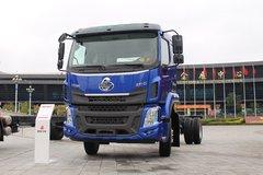 东风柳汽 乘龙H5 220马力 4X2 6.8米栏板载货车底盘(LZ1180M3AB) 卡车图片