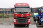 东风柳汽 乘龙H5重卡 245马力 4X2 6.8米畜禽运输车(兴邦龙牌)(XBZ5180CCQL6)图片