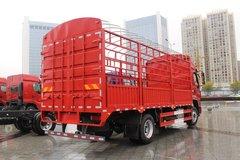 东风柳汽 乘龙H5 240马力 4X2 6.8米仓栅式载货车(LZ5182CCYM3AB) 卡车图片
