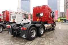 东风柳汽 乘龙T5重卡 430马力 6X4 LNG长头牵引车(赤焰红)(LZ4250T5DL) 卡车图片