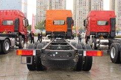 东风柳汽 乘龙H7重卡 2019款绿通版 460马力 8X4 9.6米载货车底盘(LZ1312H7FB)