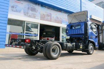 福田 奥铃CTS 150马力 4.14米单排厢式轻卡(宽轮距)(BJ5048XXY-FC)图片
