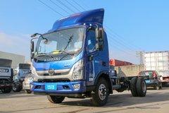 福田 奥铃新捷运 重载版 156马力 4.17米单排栏板轻卡(BJ1048V9JEA-FH) 卡车图片