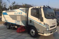跃进 超越C300-38 125马力 4X2 洗扫车(NJ5080TXS5)