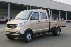 南骏汽车 瑞帅F1系 标准版 1.5L 112马力 汽油 2.515米双排栏板微卡(NJA1021SSA30V) 卡车图片