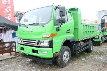 江淮 骏铃G5 116马力 4X2 4.15米自卸车(HFC3046P92K2C8V)