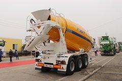 中集瑞江 17.4方混凝土搅拌运输半挂车