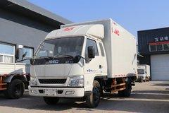 江铃 顺达窄体 普通款 116马力 3.8米排半厢式轻卡(JX5044XXYXPGE2) 卡车图片