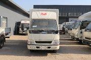 江铃 顺达窄体 116马力 2.11米双排厢式轻卡(JX5044XXYXSAA)