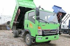 中国重汽 豪曼 115马力 4X2 3.6米自卸车(ZZ3048D13DB0) 卡车图片