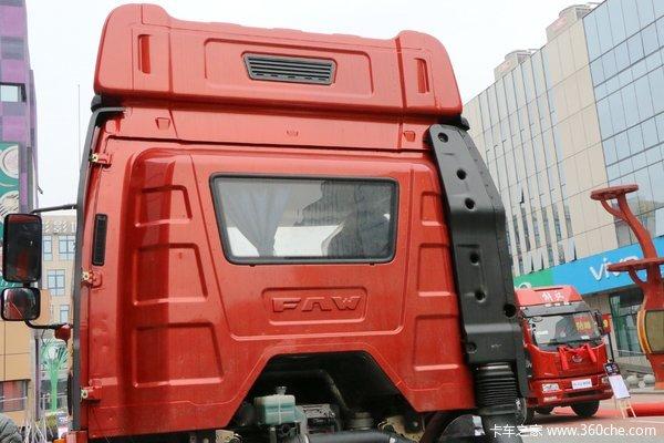 一汽解放 J6L中卡 2019款 240马力 4X2 6.75米仓栅式载货车(CA5180CCYP62K1L4E5)
