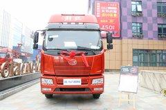 一汽解放 J6L中卡 领航版 240马力 4X2 6.75米栏板载货车(CA1180P62K1L4E5) 卡车图片