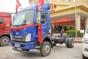 东风柳汽 乘龙L3 160马力 4.2米单排厢式轻卡底盘(JQ5040XXY01)