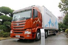 联合卡车 U 350重卡 350马力 6X2冷藏车(国六)