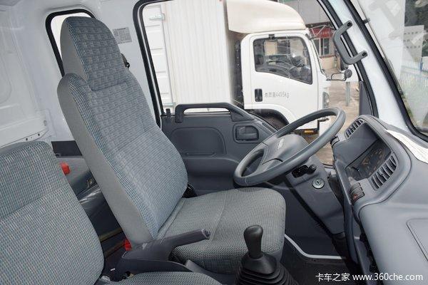 回馈客户温州五十铃100P载货车11.1万起