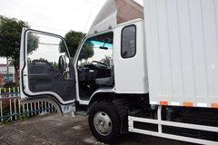 庆铃 五十铃100P 98马力 3.825米排半厢式轻卡(QL5042XXYA6HHJ) 卡车图片