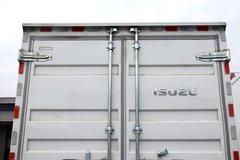 庆铃 五十铃100P 115马力 3.245米双排厢式轻卡(QL5040XXYAMHWJ) 卡车图片