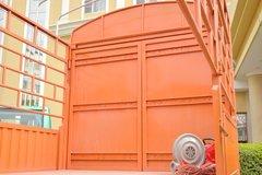 东风柳汽 乘龙H5 220马力 4X2 6.8米仓栅式载货车(LZ5182CCYM3AB) 卡车图片