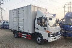 江淮 骏铃V6 143马力 4.15米单排厢式轻卡(HFC5043XXYP91K7C2V)