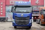 东风柳汽 乘龙H7重卡 480马力 8X4 9.6米仓栅式载货车(LZ5312CCYH7FB)图片