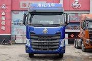 东风柳汽 乘龙H7重卡 480马力 8X4 9.6米仓栅式载货车(LZ5312CCYH7FB)
