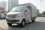 长安跨越王X5PLUS 舒适版 2.27L 88马力 3.04米双排厢式小卡(SC5040XXYFRS51)图片