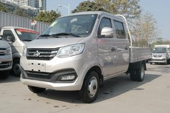 长安跨越王X1 标准型 1.2L 88马力 2.71米双排栏板微卡(SC1031GAS5B) 卡车图片