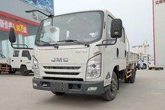 江铃 凯运升级版 116马力 3.16米双排栏板轻卡(JX1044TSGA25)