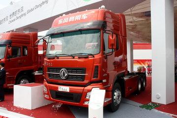 东风商用车 天龙重卡 375马力 6X2天然气牵引车(速比:3.42)(DFH4240A1)