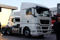 曼(MAN) TGX系列重卡 440马力 6X4 牵引车(型号:26.440) 卡车图片