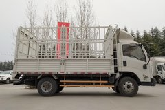 江铃 凯运强劲版 重载型普通款 129马力 4.045米单排仓栅式轻卡(JX5042CCYXGB2) 卡车图片