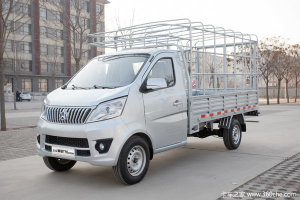 优惠0.2万长安3米单排仓栅载货促销中