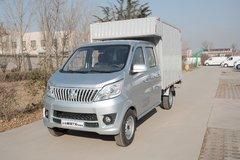 长安轻型车 神骐T10 标准型 1.5L 112马力 汽油 2.58米双排厢式微卡(SC5035XXYSNA5) 卡车图片