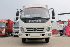 福田奥铃TX 110马力 4X2 4.05米单排易燃液体厢式运输车(CLW5040XRYB5)